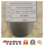 High Purity Graphite Carbon Sputtering Target 99.99% ~ 99.995%
