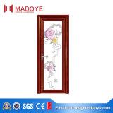 Customized Size Metal Casement Toilet Door with Exquisite Pattern