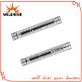 Cheap Plastic Transparent Round Shape Pen Tube (BX004)