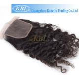 Best Hair Extension Brazilian Lace Closure 4*4