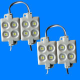 4 LEDs Injection LED Module for Billboard Light