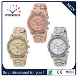 Lady Vogue Watch, Watch Geneva, Stainless Steel Watches (DC-245)
