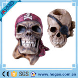 Hottest Holloween Scare Skull Head Shape Ashtray