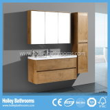 Modern High-End Oak Bath Cabinet Unit Design New Style Bathroom Accessories Set (BF116M)