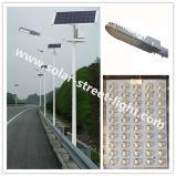 Factory Price 80W 9~10m Solar LED Street Light for Park Lighting