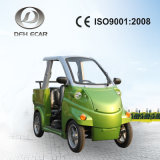 2 Seats Battery Operated Shuttle Car for Adult
