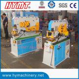 Q35Y-12 single cylinder hydraulic round bar angle steel iron worker