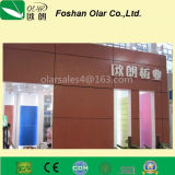 Ce Approved Fiber Cement Color-Through Facade Board--Building Material