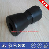 Low Vibration Belt Conveyor Impact Rubber Idler/Bearing for Sale