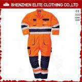 China Wholesale Custom Cotton Hi Vis Safety Workwear (ELTCVJ-101)