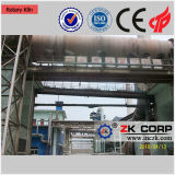 Wet and Dry Process Cement Rotary Kiln for Cement Plant