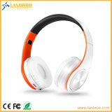 Deep Bass Wireless Headphone Foldable Design Support Microsd TF Card
