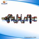 Diesel Engine Parts Crankshaft for Isuzu C223 8-94118-828-0