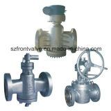 Cast Steel Flanged End Plug Valves