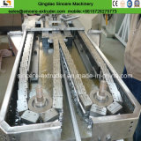 UPVC Corrugated Flexible Conduit Pipe Production Line with Steel Wire