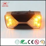 Police Bright Mini LED Traffic Emergency Shoulder Light Multicolor Police Shoulder Lamp Searchlighting