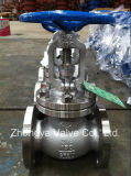 API Cast Steel Globe Valve Pn20/150lb