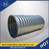 Supply Large Diameter Corrugated Steel Pipe Hose