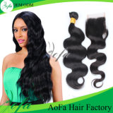 Loose Wave Brazilian Human Virgin Hair Without Distributor