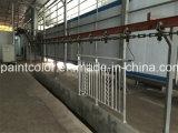 Iron Guardrail Powder Coating Production Line