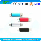 OTG Mobile Phone USB Flash Drive for Promotion (ET011-M)