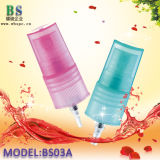 Water/Perfume Push Misting Power Sprayer Cosmetic Packaging