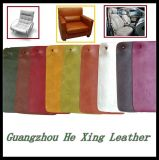 Water Proof Synthetic Leather PVC PU Leather for Sofa
