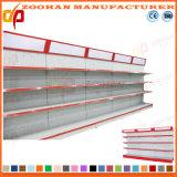 Factory Customized Supermarket Single Sided Perforated Shelf (Zhs239)