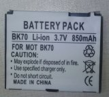 Replacement Battery for Motorola Bk70