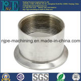 ODM Precision Machining Female Threaded Stainless Steel Pipe Fittings