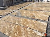 Imperial Gold Yellow Granite Kitchen Countertop / Kitchen Slab