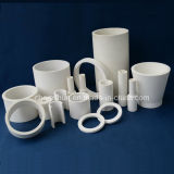 Alumina Ceramic Elbow Bend Pipe for Wear Protection