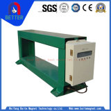 ISO/Ce Approved Gjt Series Steel Ribbon Belt Type Metal Detector for Belt Conveyor