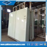 6.38mm 8.38mm Porcelain White/ Milky / Clear Safety Laminated Glass for Building