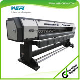 2PCS Dx7 Heads for Billboards Flex Banner Printing Machine 2.5m Eco Solvent Printer