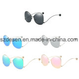 Hot Selling Fashionable Prompt Goods Metal Sunglasses