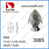 Pear Faceted Crystal Beads for Women Accessories (DZ-3065)
