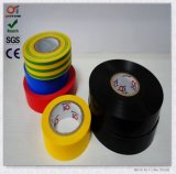 High Voltage Adhesive Colorful PVC Electrical Insulation Tape