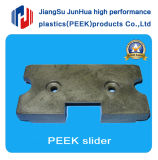 Peek High Temperature Resistant Slider for Textile Industry