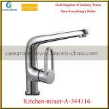 360 Swivel Deck Mounted Kitchen Water Mixer