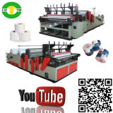New Condition Printed Edge Trimming Toilet Paper Roll Machine