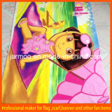 Lovely Cartoon Design Beach Towel