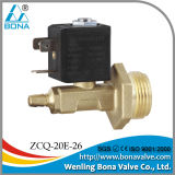 Bona Brass Solenoid Valve for Welding Machine (ZCQ-20E-26)