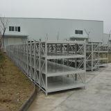 Wide Span Warehouse Storage Metal Rack