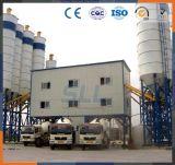 35m3/H Automatic Concrete Production Line with Electric Concrete Mixers