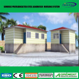 Portable Log Cabin for Mobile Hotel, Prefabricated Residential Homes