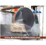 Máquina de corte del bloque de piedra de las láminas múltiples con el cortador del granito / del mármol (DQ2200 / 2500/2800)