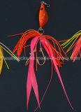 Equipamento de borracha da Gabarito-Pesca - atração da pesca - isca de pesca - Rb29