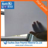 Bianco rigido dello strato del PVC di alta qualità dei 500 micron per paralume