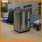 Todo el horno eléctrico modificado para requisitos particulares talla de la capa del polvo con el tubo de la calefacción
